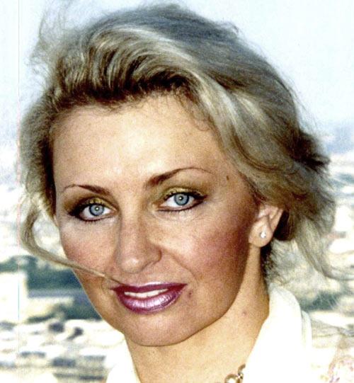 Убита Светлана Левашова